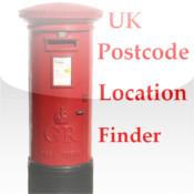 UK Postcodes Location,Location`s Postcode Finder for iPad location
