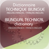 Technical dictionary French-English/English-French - Jerome Goursau