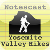 """Yosemite Valley Hikes"" Notescast yosemite sam"