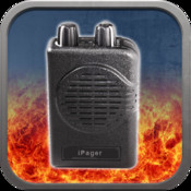 iPAGER - your emergency fire pager! synccell for motorola
