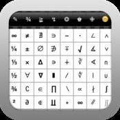 Symbols - Many characters and symbols symbols