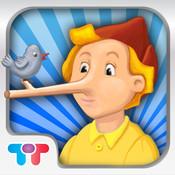 Pinocchio - An Interactive Children`s Story Book