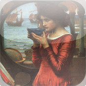 John William Waterhouse Virtual Art Gallery