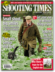 Shooting Times & Country Magazine International country magazine