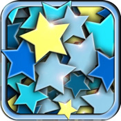 Draw with Stars ! Play with Musical, Animated and Glowing Shooting Stars ! christmas stars