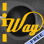iWay GPS Navigation - Free Edition - Turn by turn voice guidance voice guided turn