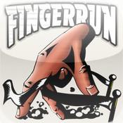 Finger Run - treadmill for fingers run application