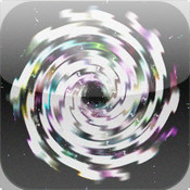 Kaleidoscope Spiral Screensaver HD matrix screensaver