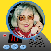 Amy`s Mom - Official Amy`s Answering Machine™: Messages from Mom App answering machine ppc