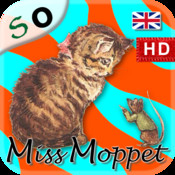 The Story of Miss Moppet by Beatrix Potter HD