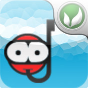 Sea Cleaner - The scuba dude environmentalist kids game