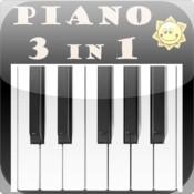 Piano 3 in 1...