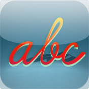 ABC`s Cursive cursive handwriting