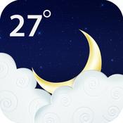 Night Stand HD - Free Music Alarm Clock with Weather & Sleep Timer