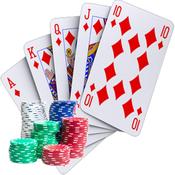 Texas Style Holdem Poker players skills 2017