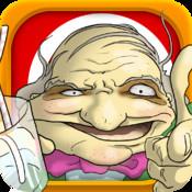 Angry Smack Talk 'N Grandpa Tom - Talking Animation Jokes from the Jerk