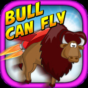 Bull Can Fly - A Flying Animal Game