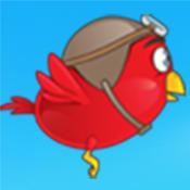 Fly Fred - Cute Bird Perfect Triple Jump Free Adventure Game adventure