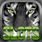 AAA Aacme Slots White Tiger FREE Slots Game