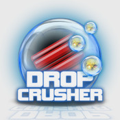 Bubble Drop Crusher HD Free - finger tap games