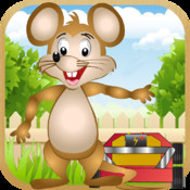 A Garden Mouse Grass Cutting Fun - Full Version