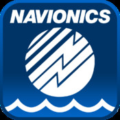 Navionics Boating: marine & lakes charts, routes, GPS tracks for cruising, fishing, yachting, sailing, diving.