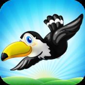 Speedy Bird Rescue Adventure - Fun Collecting Game for Kids mad birds pursuit