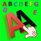 ABC Puzzle Game for kids - start learning the alphabet customized goals based