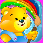 Teddy Bear Colors - Interactive Fun & Educational Games for Kids & Parents