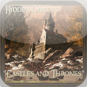 "Hidden Objects "" Castles and Thrones """