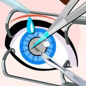 Little Girl Eye Surgery & Doctor & Hospital Office for Barbie Version