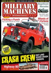 Military Machines International Magazine