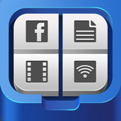 File Sharing with Background Download/Upload