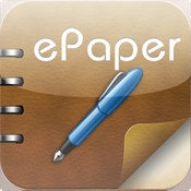 ePaper - Sketch, Write, Draw, Outline and color on a Digital Paper Notebook