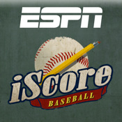 ESPN iScore Baseball Scorekeeper for iPad