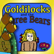 Goldilocks and the Three Bears - Children`s Classic Stories by KwiqApps