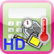 單位換算Unit Conversion HD new conversion tool