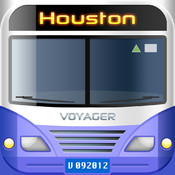 vTransit - Houston public transit search