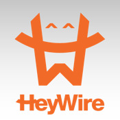 HeyWire Free Texting 45+ Countries, Facebook Chat, Twitter & IM