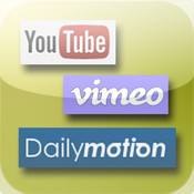 YouVimDaily - Browser for Youtube, Vimeo and DailyMotion