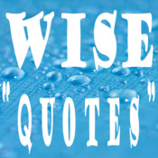 Wise Quotes for Facebook & Twitter