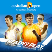 Australian Open Official Program 2012