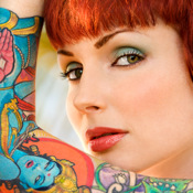 Tattoos for Girls - Huge Exclusive Collection exclusive