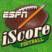 ESPN iScore Football Scorekeeper