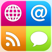 Channels for iOS, YouTube, Twitter and Skype skype