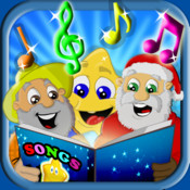 Kids song collection - interactive , playful nursery rhymes for children HD