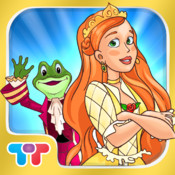 Der Froschkönig – Ein interaktives Bilderbuch für Kinder mit Geschichten in HD