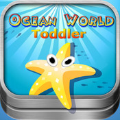Toddler`s Ocean World (interactive animation puzzle)
