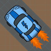 Doodle Car Racing - A Fun Road Race Game racer racing road