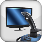 JumiMouse+, Gamer's Edition: Desktop/Remote/Keyboard/Mouse/Trackpad/Joystick for PC, a pocket VNC / RDP mouse keyboard macro